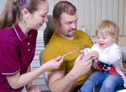 Zahnvorsorge für Kleinkinder